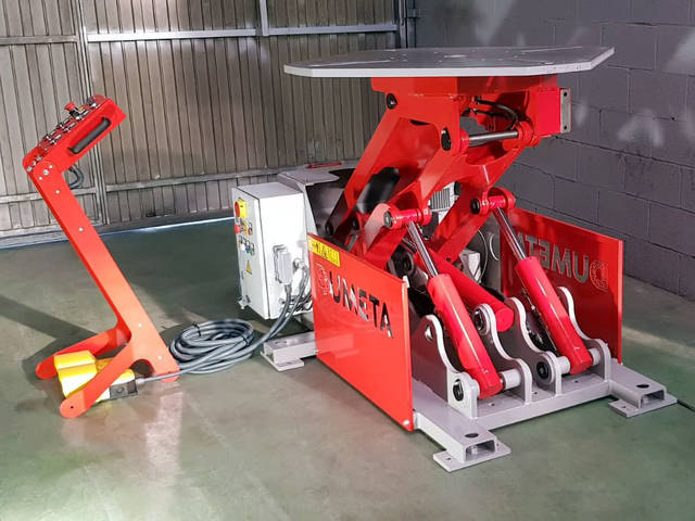 ULTRA COMPACT POSITIONER 2T