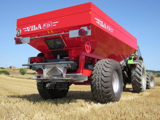 Fertilizer spreader SV-6 / Fertilizer spreader SV-7