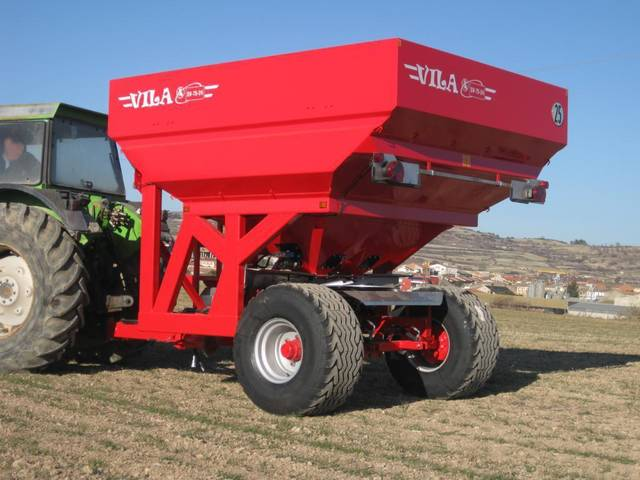 Fertilizer spreader SV-75-24