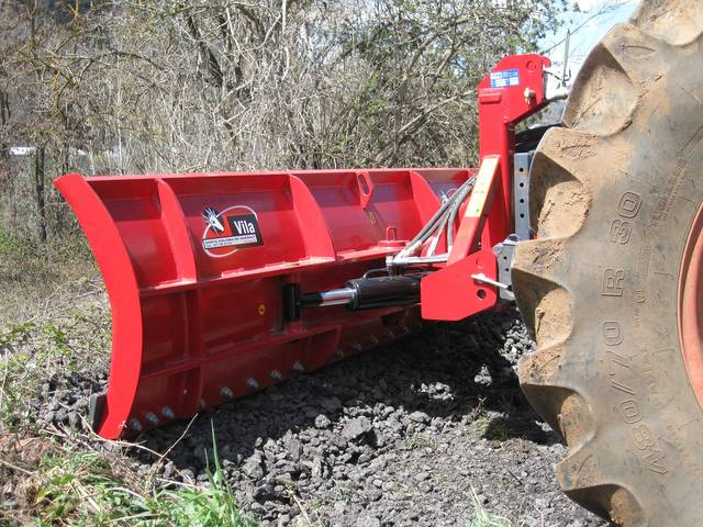 Lightweight bulldozer