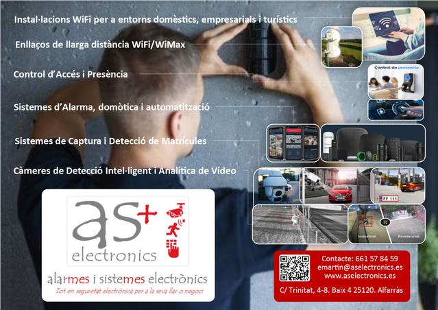 AS+ ELECTRONICS