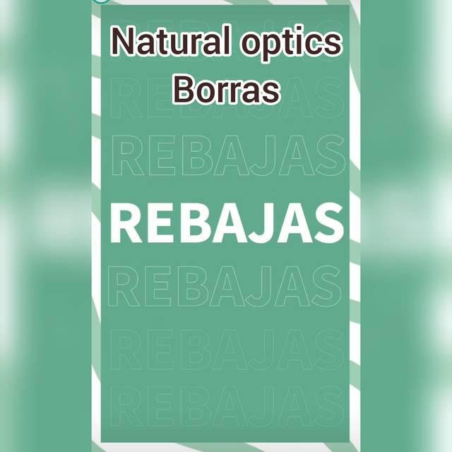 NATURAL ÒPTICS BORRÀS