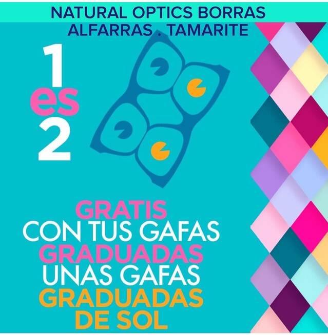 NATURAL OPTICS BORRÀS