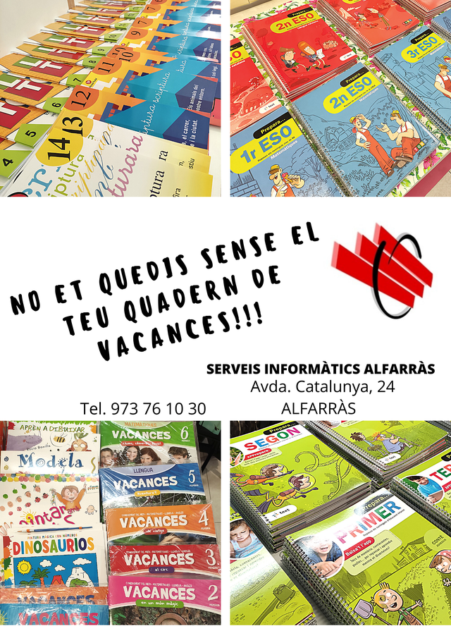 SERVEIS INFORMÀTICS ALFARRÀS