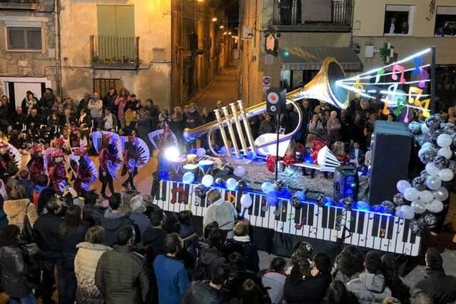 Bases reguladores dels concursos de Carnaval d'Arbeca 2021.