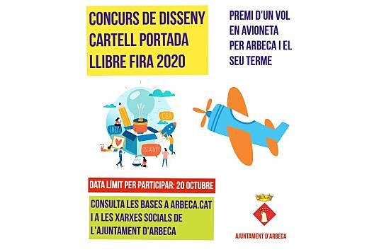 BASES CONCURS DISSENY PORTADA DEL LLIBRE DE FIRA 2020