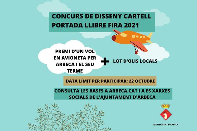 BASES DEL CONCURS DE DISSENY DE LA PORTADA DEL LLIBRET DE FIRA
