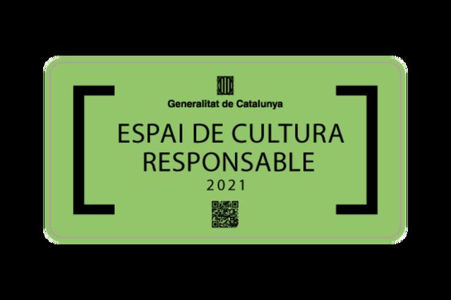 La Fortalesa de Vilars i les sales l'Abadia i Centro formen part del cens d'espais de Cultura Responsable de Catalunya