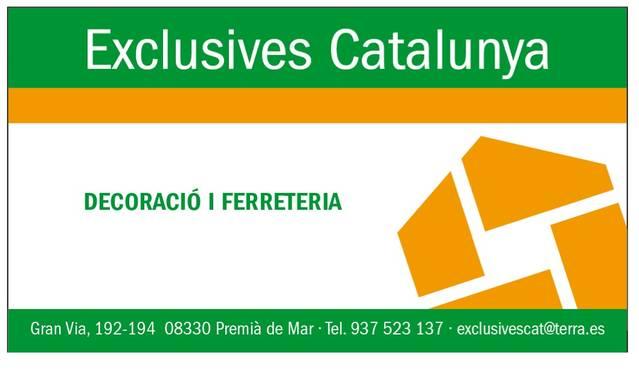 Exclusives Catalunya