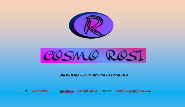 Cosmo-Rosi