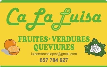 FRUITES I VERDURES CA LA LUISA (Mongat)