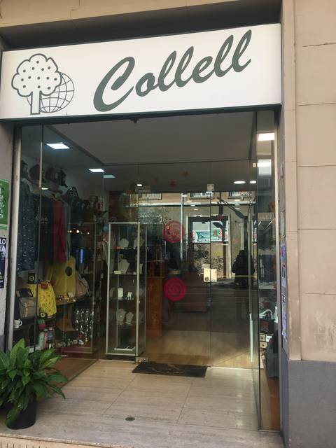 Concept Store Collell Barcelona