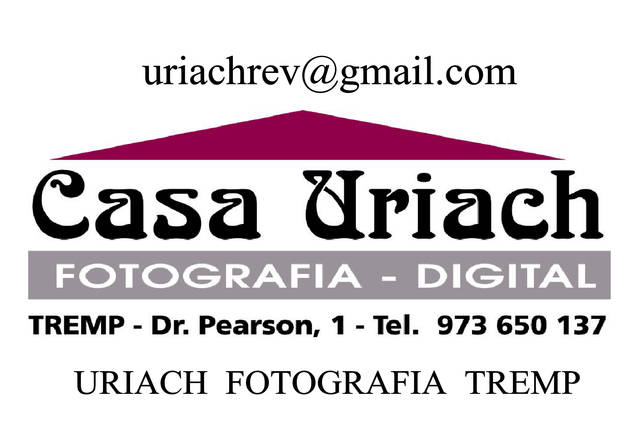 CASA URIACH - FOTOGRAFIA