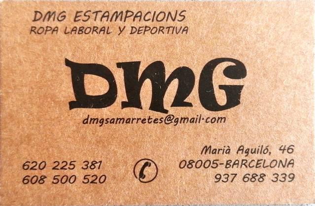 DMG SAMARRETES