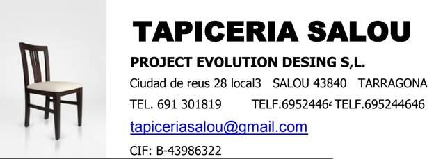 Tapiceria salou