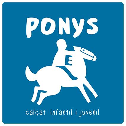 PONYS CALÇATS
