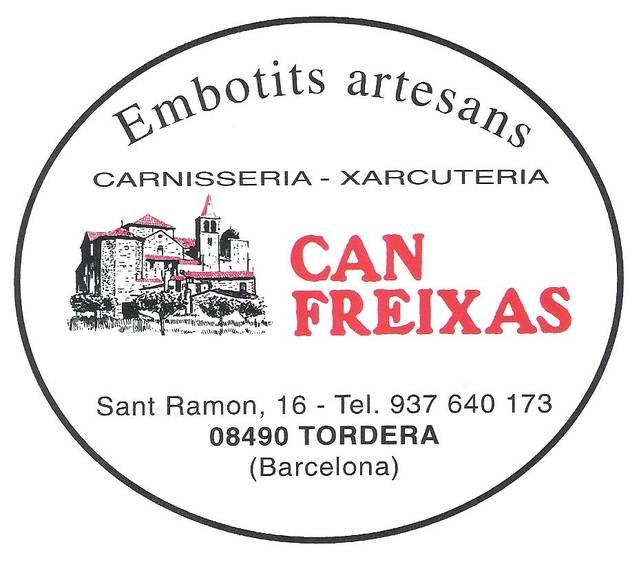 CARNISSERIA XARCUTERIA CAN FREIXAS