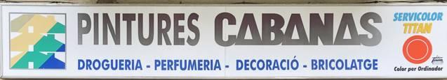 PINTURES CABANAS