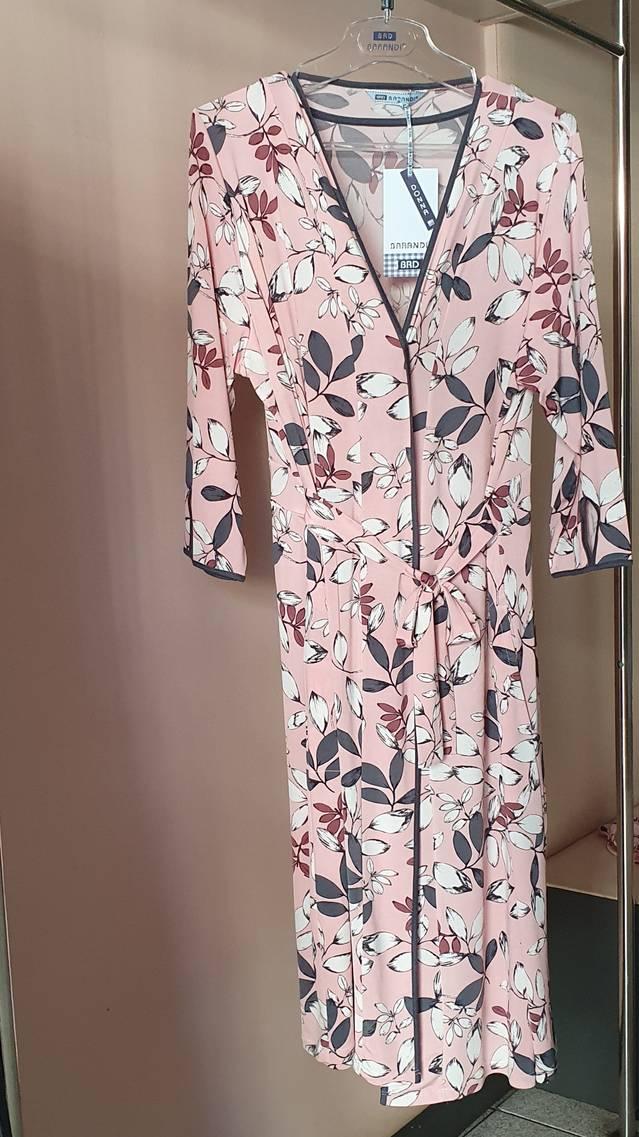 Bata kimono estampada