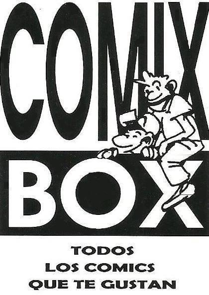 Comix Box
