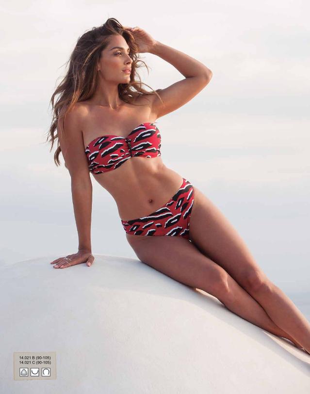 Bikini con copa - 14021