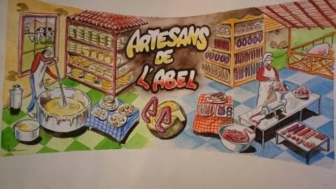 ARTESANS DE L'ABEL (Embutits casolans)