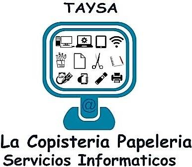 TAYSA La Copisteria Papereria Serveis Informatics