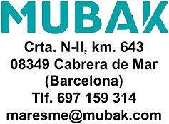 MUBAK (Mobles·Cabrera de Mar)