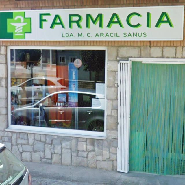 FARMACIA CARMINA ARACIL SANUS