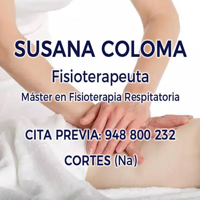 CONSULTA DE FISIOTERAPIA SUSANA COLOMA