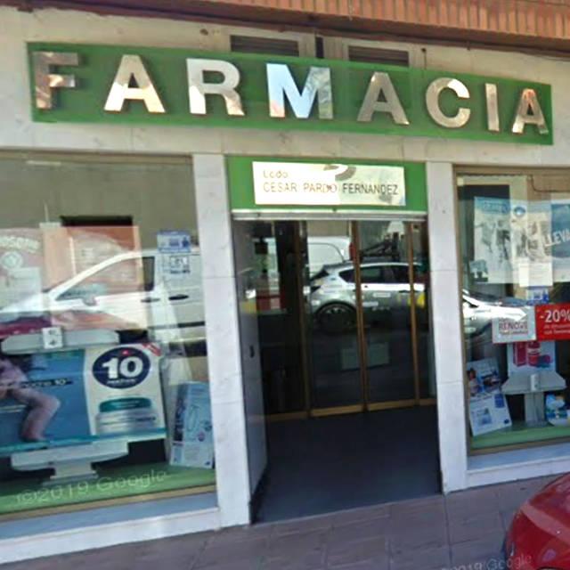 FARMACIA MERCEDES RUBIO