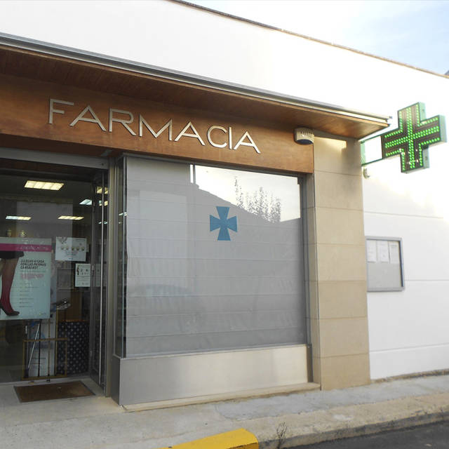 FARMACIA MONTSERRAT PAZ APERTE