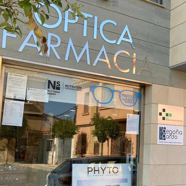 Farmacia-óptica Begoña Pardo Martínez