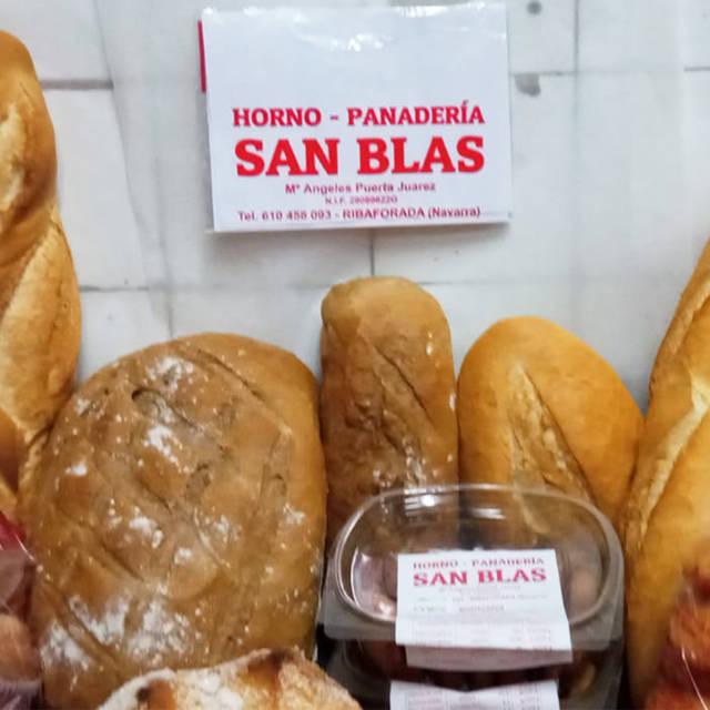 HORNO PANADERÍA SAN BLAS