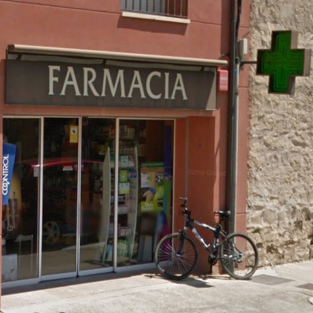 FARMACIA MARÍA JOSÉ MENDIVIL GIL