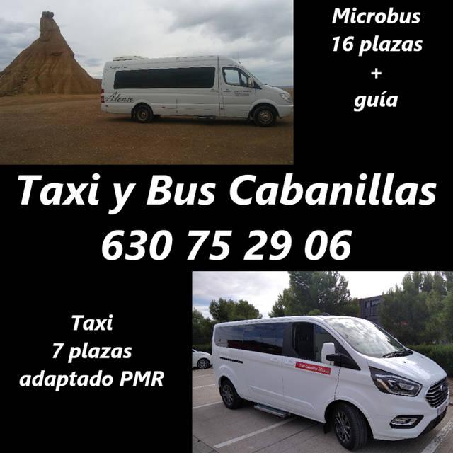 TAXI BUS CABANILLAS