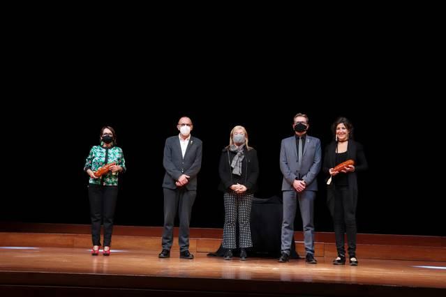 Accent femení als Premis Literaris 2020, amb Lourdes Toledo enduent-se el Josep Vallverdú i Meritxell Cucurella adjudicant-se el Màrius Torres