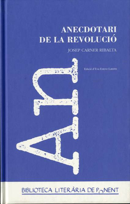 Anecdotari de la Revolució