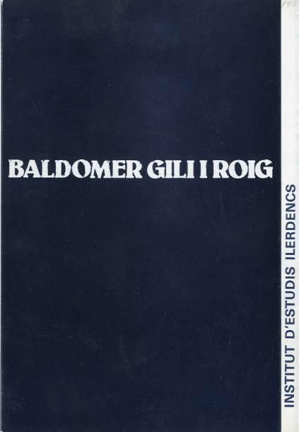 Baldomer Gili i Roig