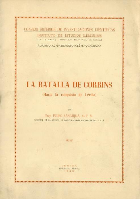 Batalla de Corbins, La [Hacia la conquista de Lérida]
