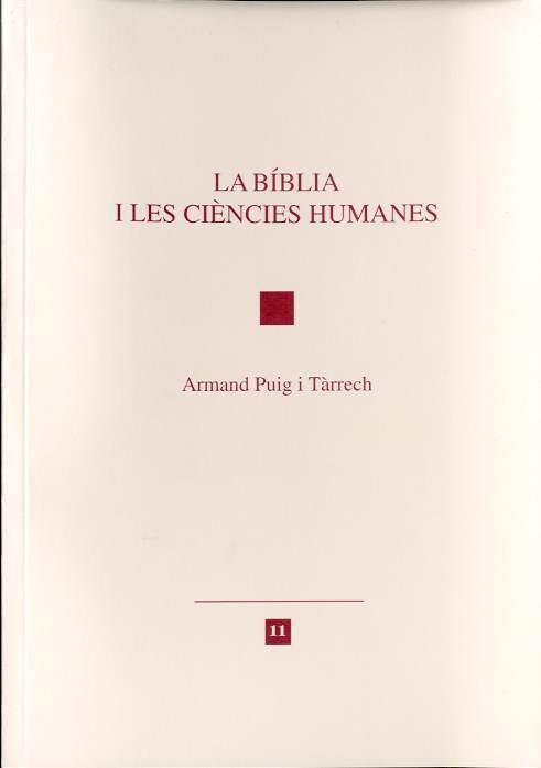 Bíblia i les ciències humanes, La