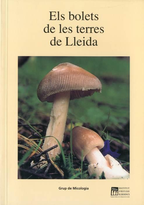 Bolets de les terres de Lleida