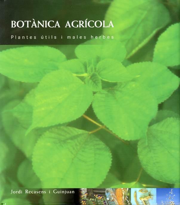 Botànica agrícola