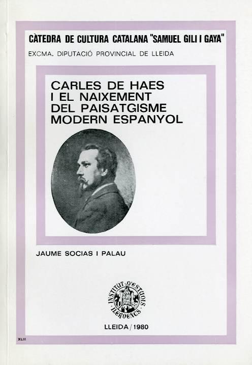 Carles de Haes i el naixement del paisatgisme modern espanyol