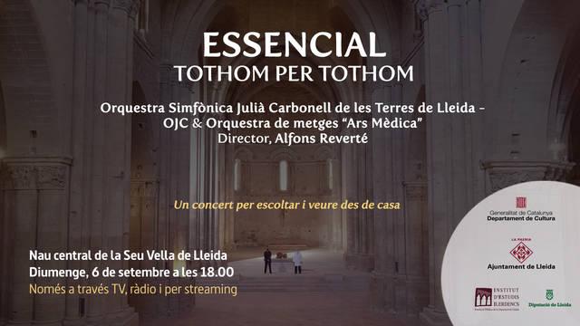 Concert essencial