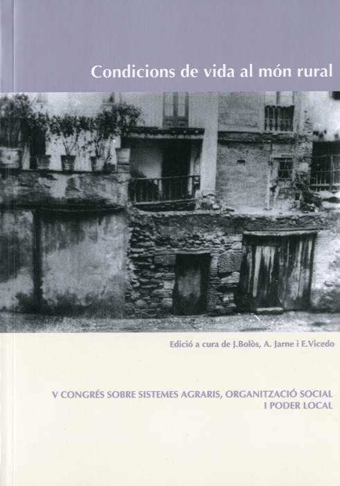 Condicions de vida al món rural
