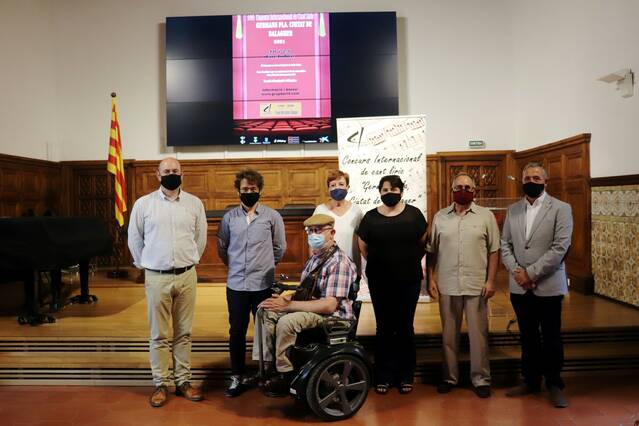 El Concurs Germans Pla tornarà a situar Balaguer com a epicentre del cant líric amb el suport de l'IEI i de la Diputació de Lleida