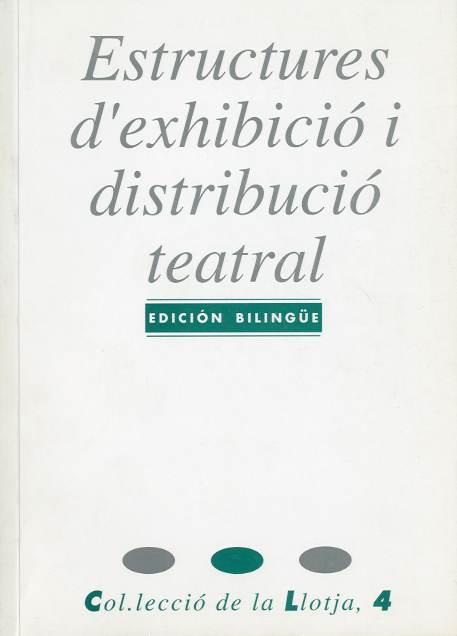 Estructures d'exhibició i distribució teatral