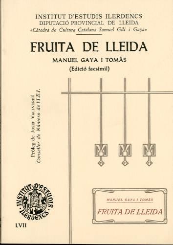 Fruita de Lleida