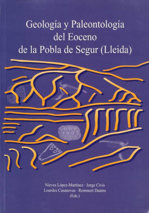 Geología y paleontología del Eoceno de la Pobla de Segur (Lleida)